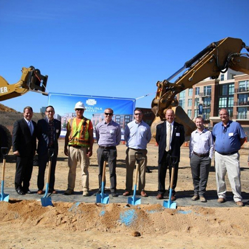 Chapel Hill Apartment Vacancy Rate: Project Spotlight: Carolina Square Breaks Ground In Chapel