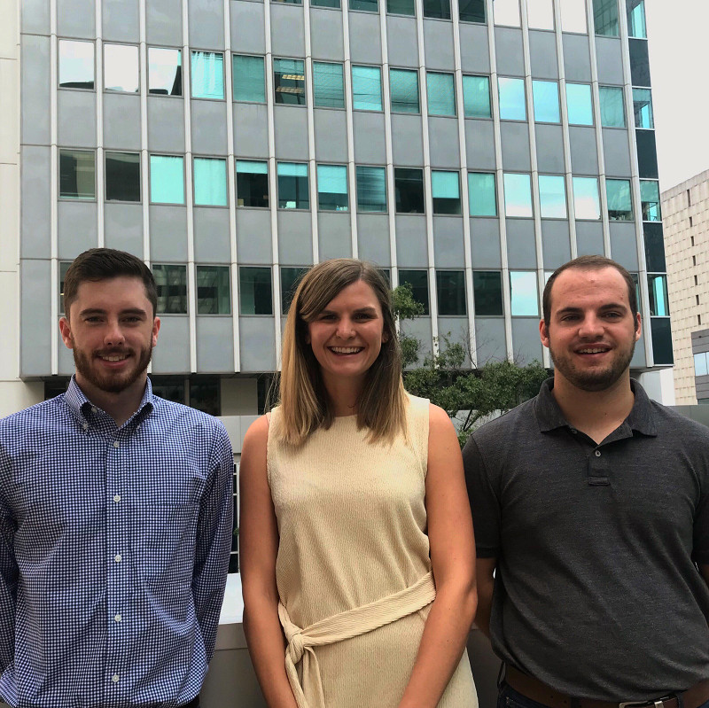 ColeJenest Stone interns in Charlotte